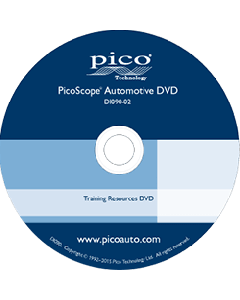 PicoScope Automotive videos DVD DI090