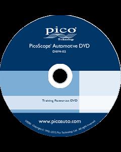 PicoScope Automotive videos DVD DI090