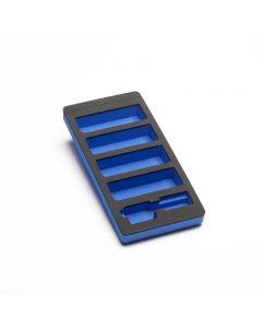 Foam tray for  breakout leads PA109